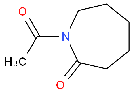 2H-Azepin-2-one,1-acetylhexahydro-