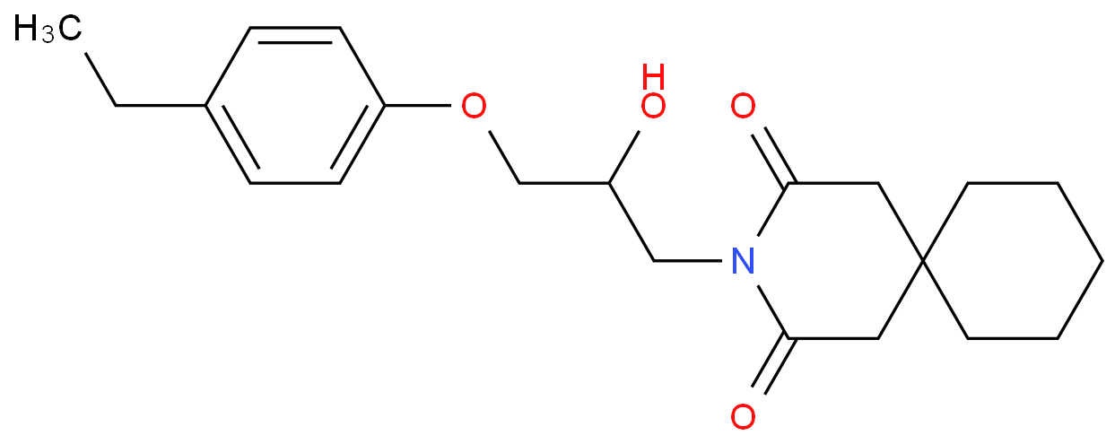 2896-20-0 structure