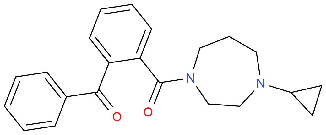 7440-05-3 structure