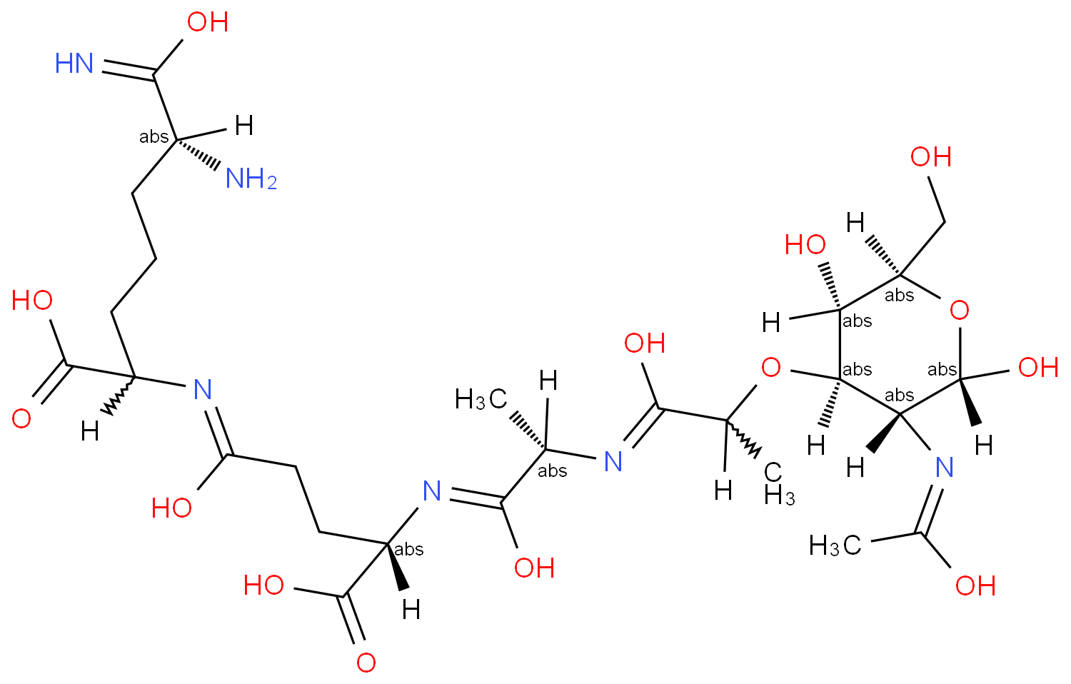 128254-28-4 structure