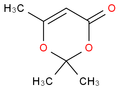 2,2,6-trimethyl-4H-1,3-dioxin-4-one