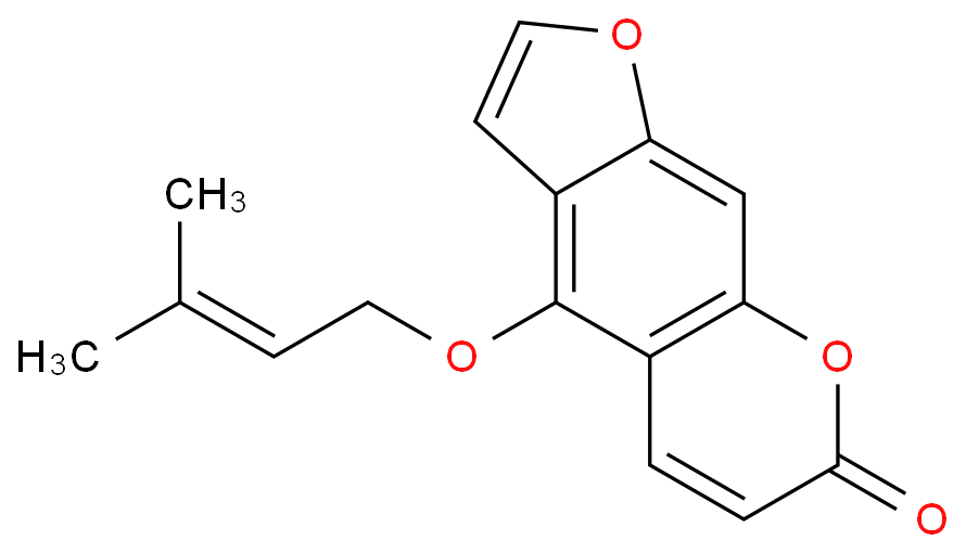 482-45-1 structure