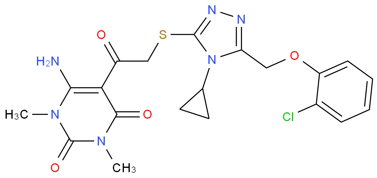 17933-03-8 structure