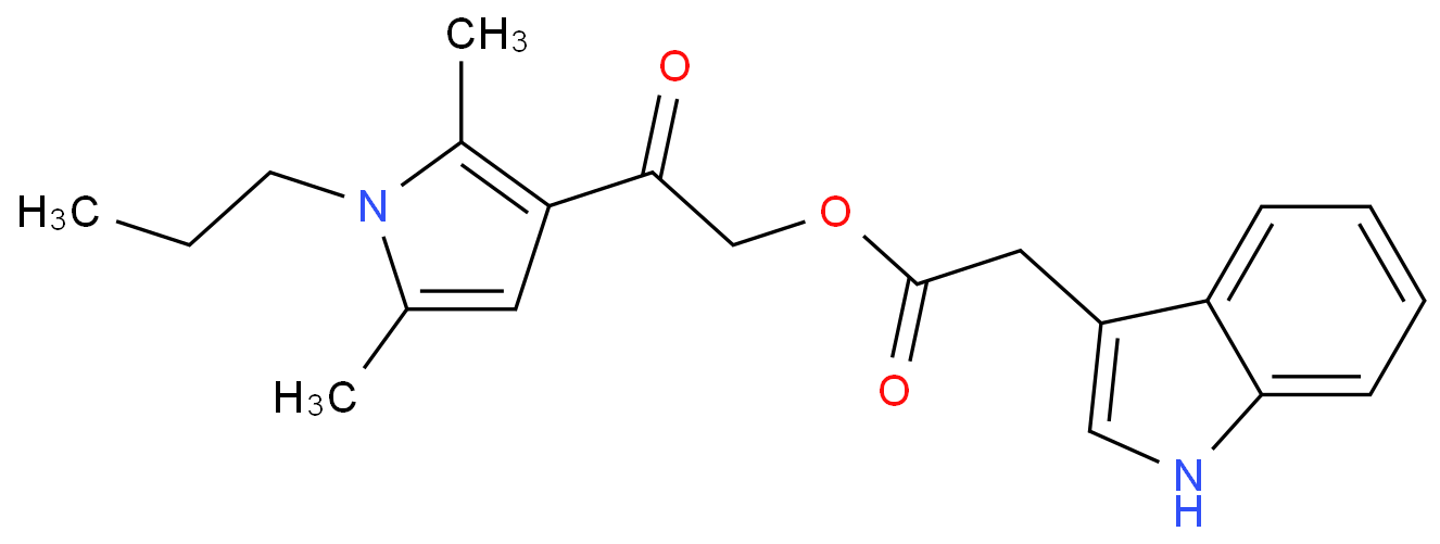 1668-54-8 structure