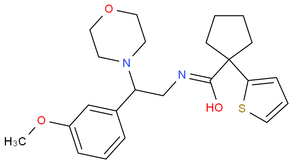 1160924-36-6 structure