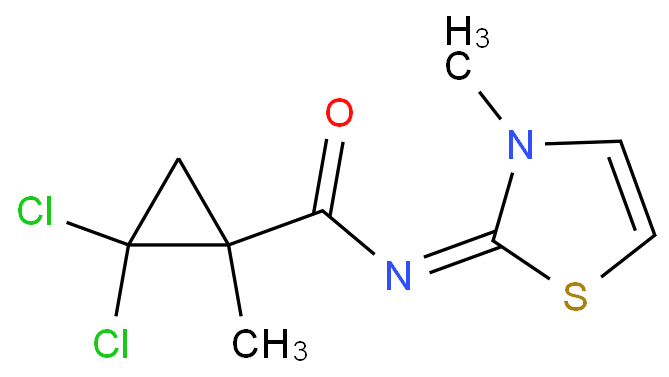 124942-04-7 structure
