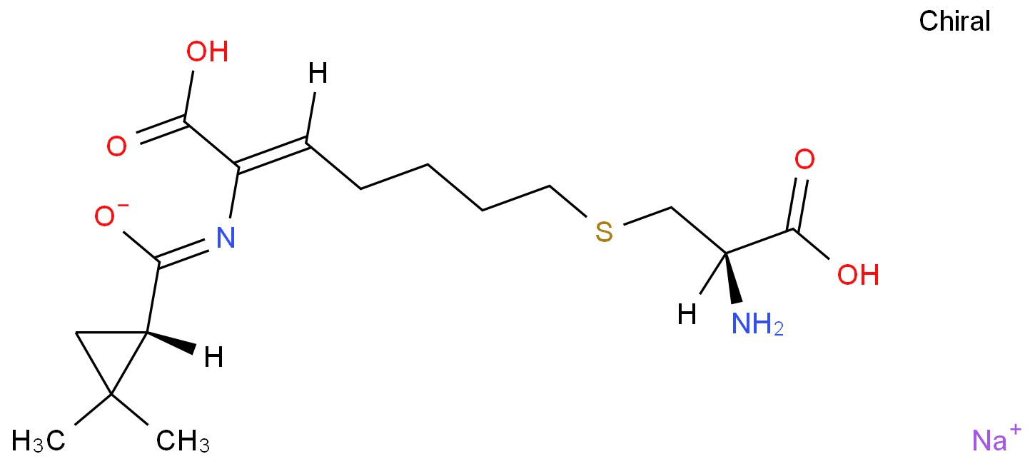81129-83-1 structure