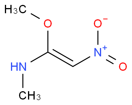 Ethenamine,1-methoxy-N-methyl-2-nitro-