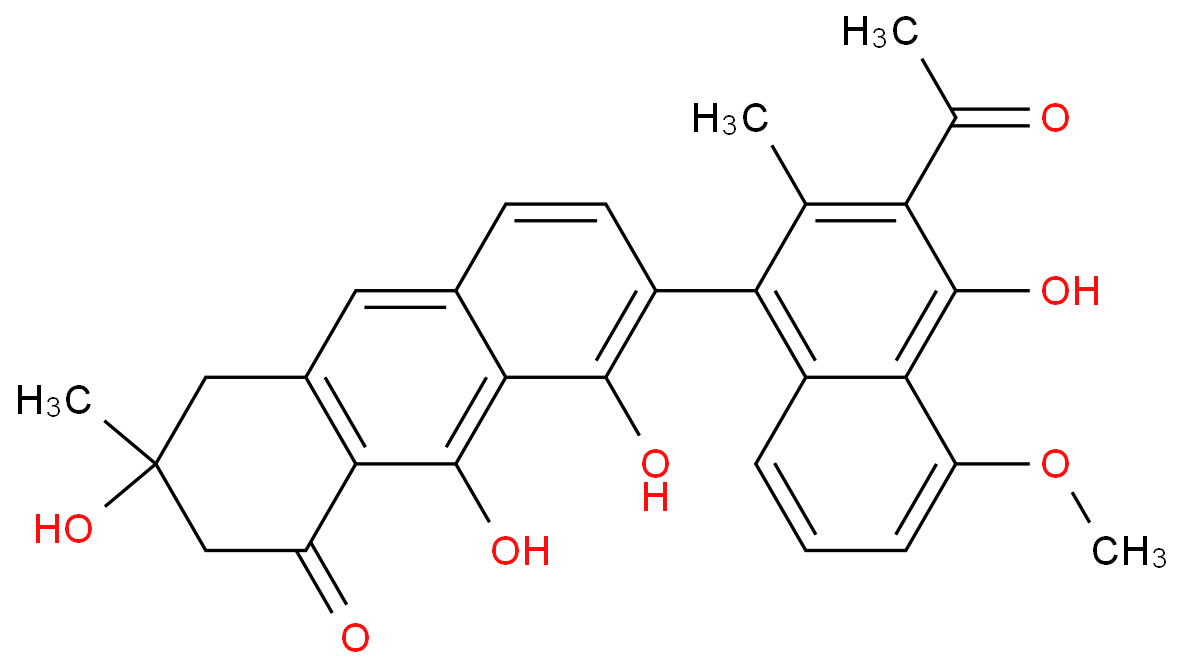 520-36-5 structure
