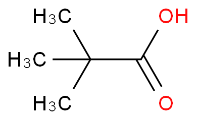 75-98-9 structure