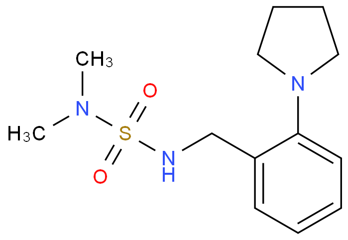 445-29-4 structure