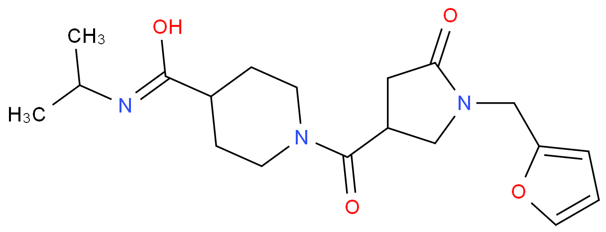 1261927-35-8 structure