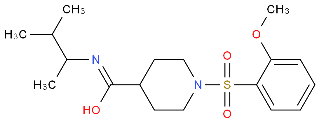 3440-19-5 structure