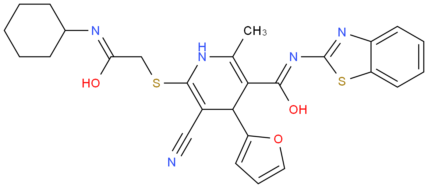 345-35-7 structure