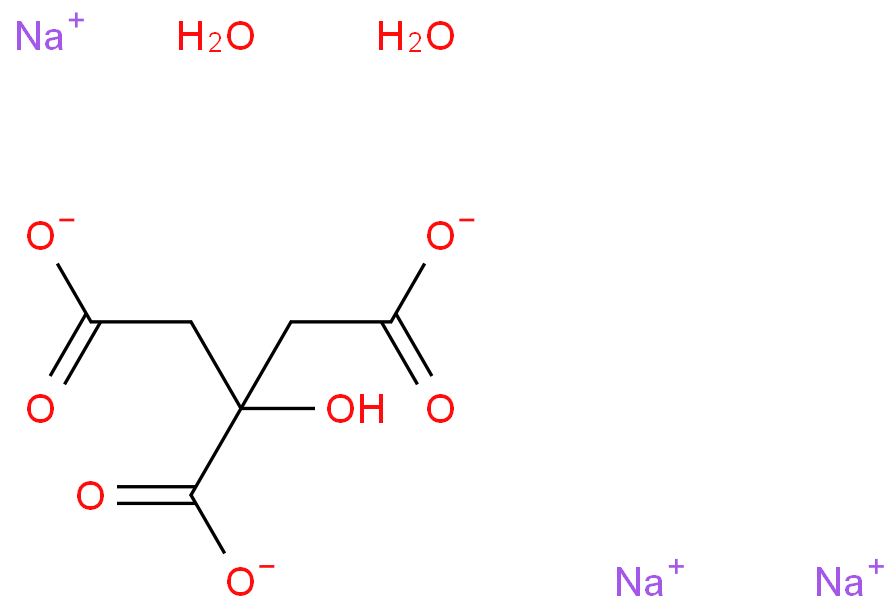 Trisodium citrate
