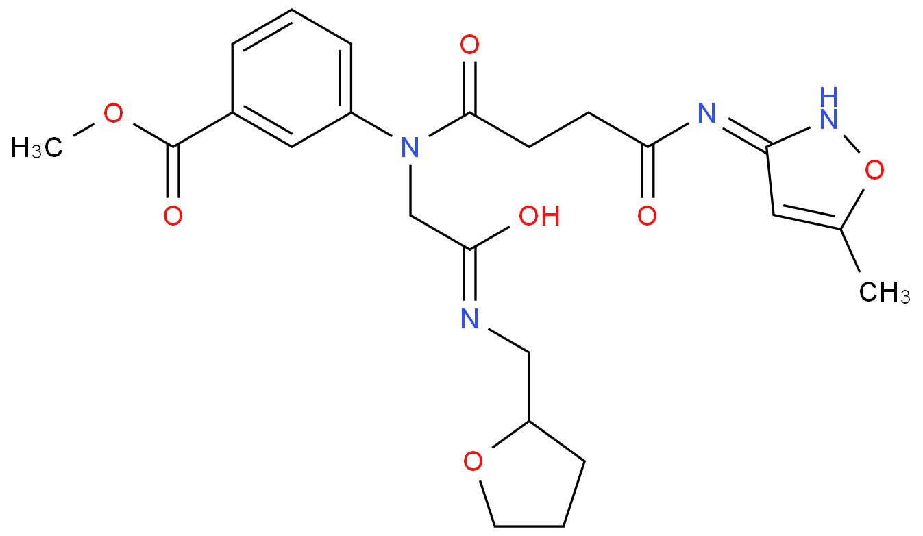 1113009-11-2 structure