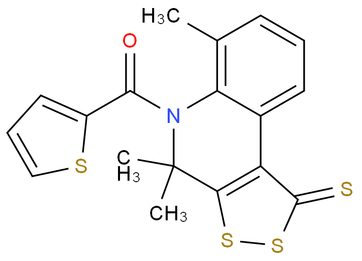 13623-85-3 structure