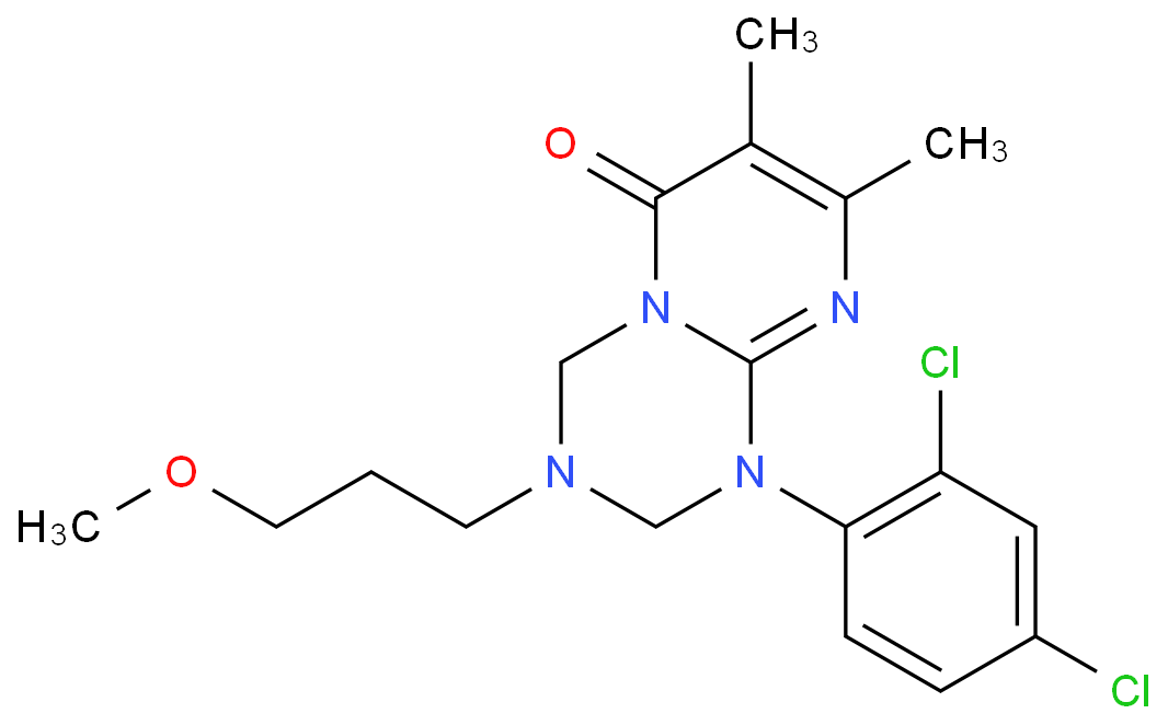 6969-71-7 structure