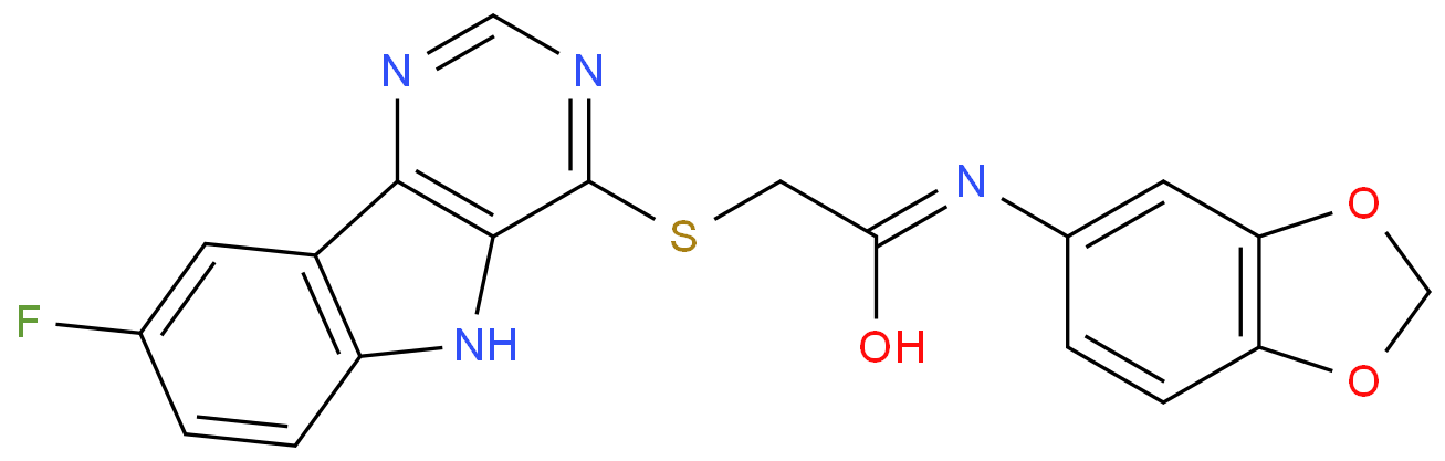 847353-30-4 structure