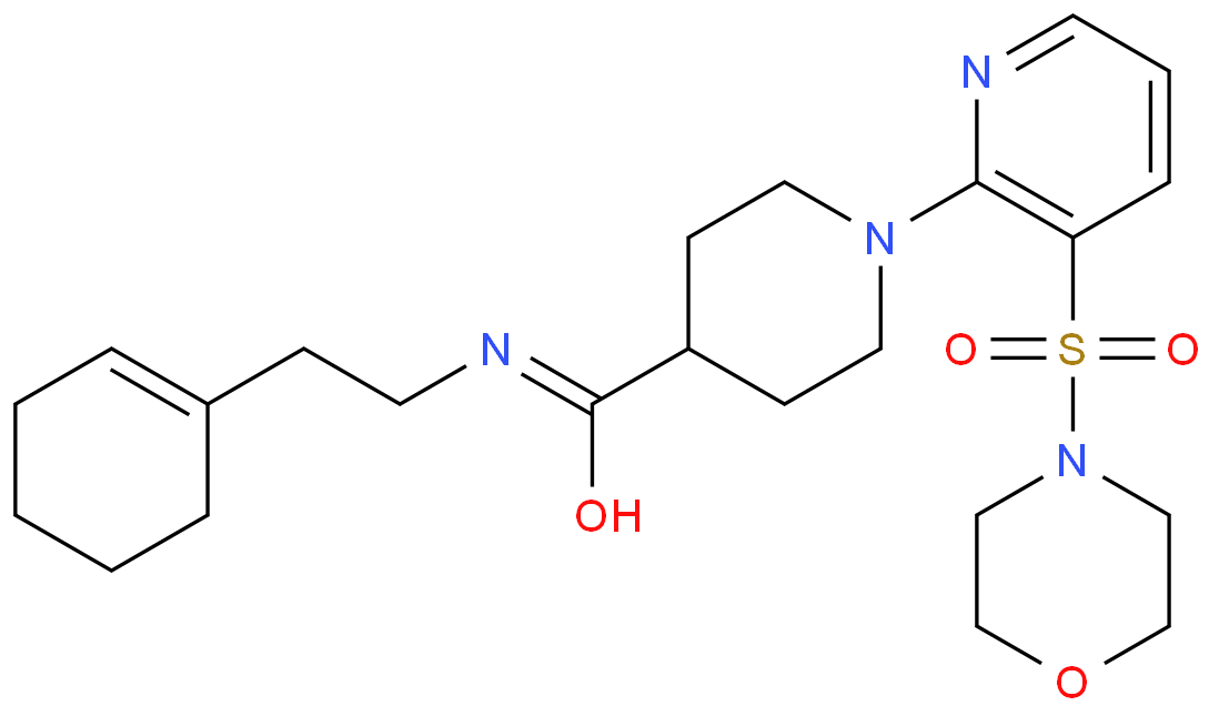 50-57-7 structure