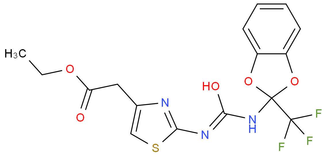 400-39-5 structure