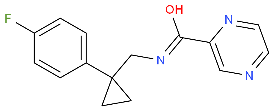 422-64-0 structure