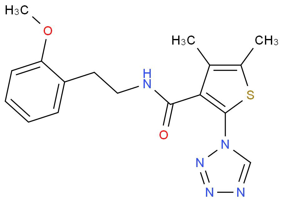 70955-45-2 structure
