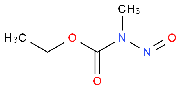 Carbamic acid,N-methyl-N-nitroso-, ethyl ester