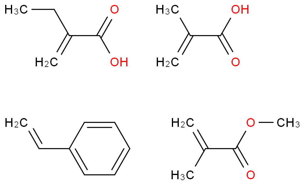 Msds latex containing ethyl acrylate