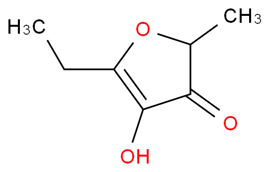 3(2H)-Furanone,5-ethyl-4-hydroxy-2-methyl-