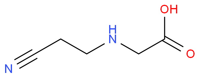 2-(2-cyanoethylamino)acetic acid