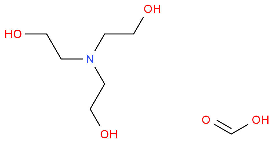 Formicacid,compd.with2,2,2-nitrilotris[ethanol]