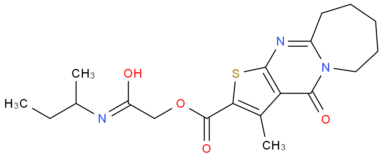 15404-80-5 structure
