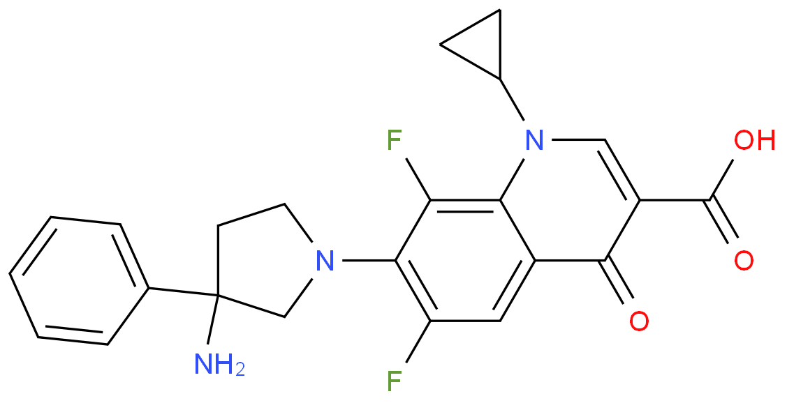 116169-42-7 structure
